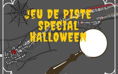 Jeu de piste pour enfants et adultes spécial Halloween