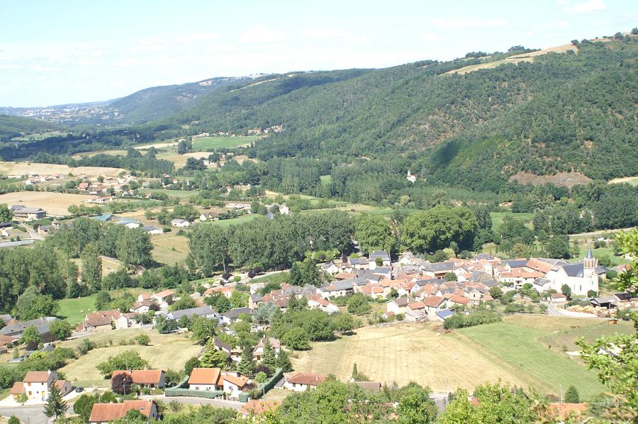 Conférence, Flore et paysages végétaux aux environs de Najac Présentée par Gérard Briane